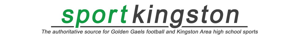 sportkingston - The authoritative source for Golden Gaels football and Kingston Area high school sports
